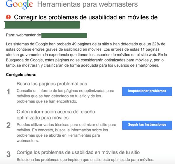 Google Responsive