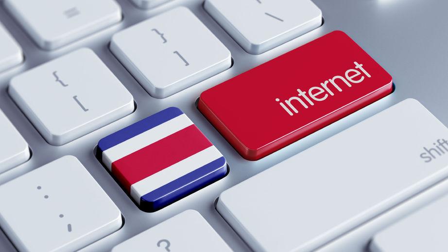 Costa Rica es el país más conectado