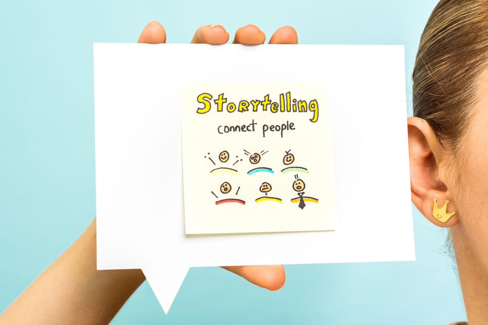 ¿Qué es el Storytelling y cómo usarlo en marketing digital?