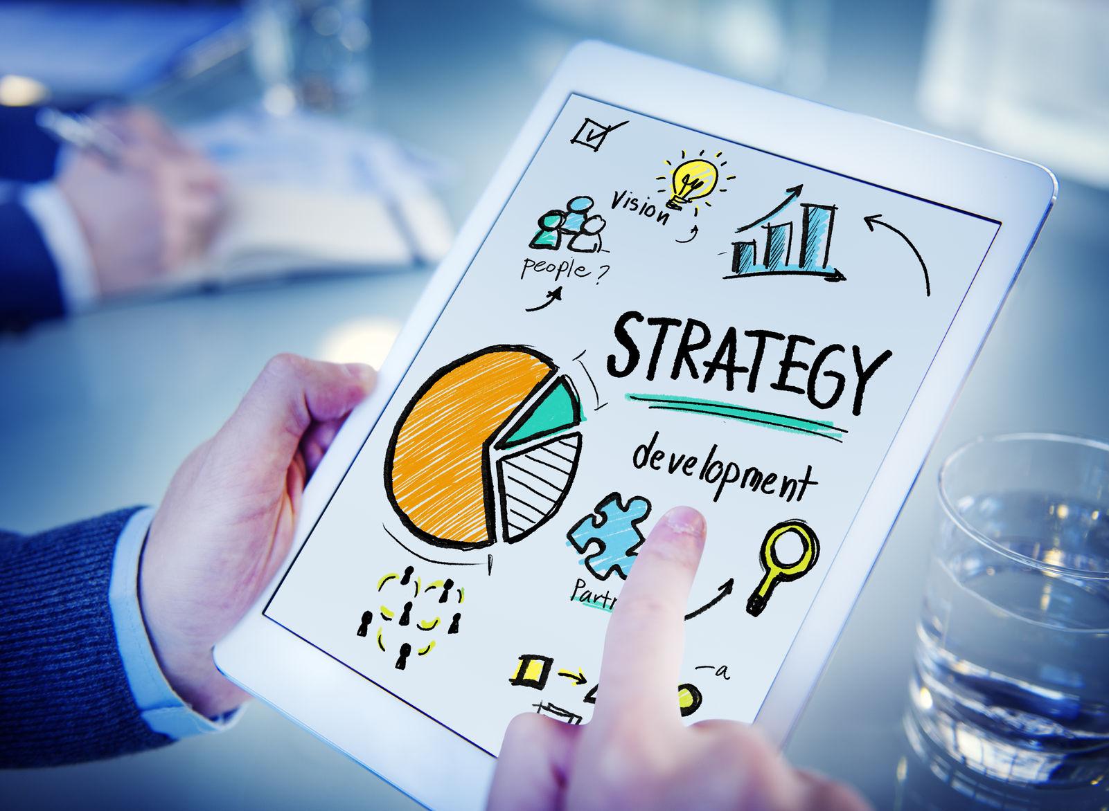 Cómo lograr los objetivos de una estrategia online