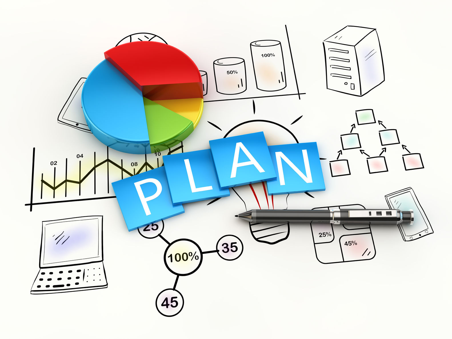 ¿Cómo construir un plan de marketing?