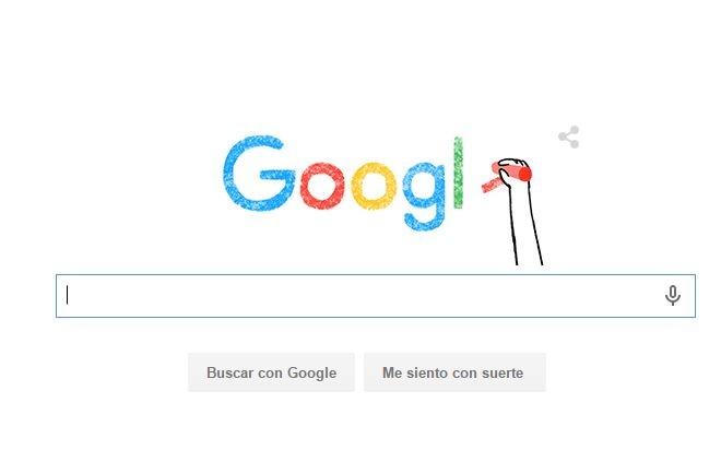 Google cambia nuevamente su logotipo