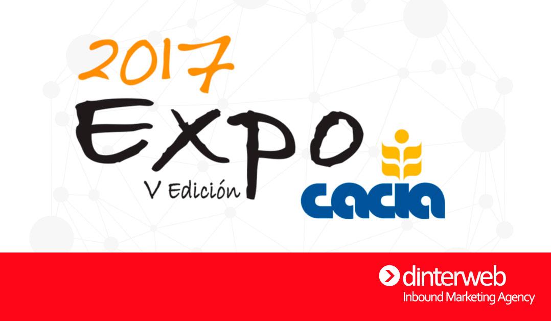 Dinterweb estará presente en ExpoCacia 2017