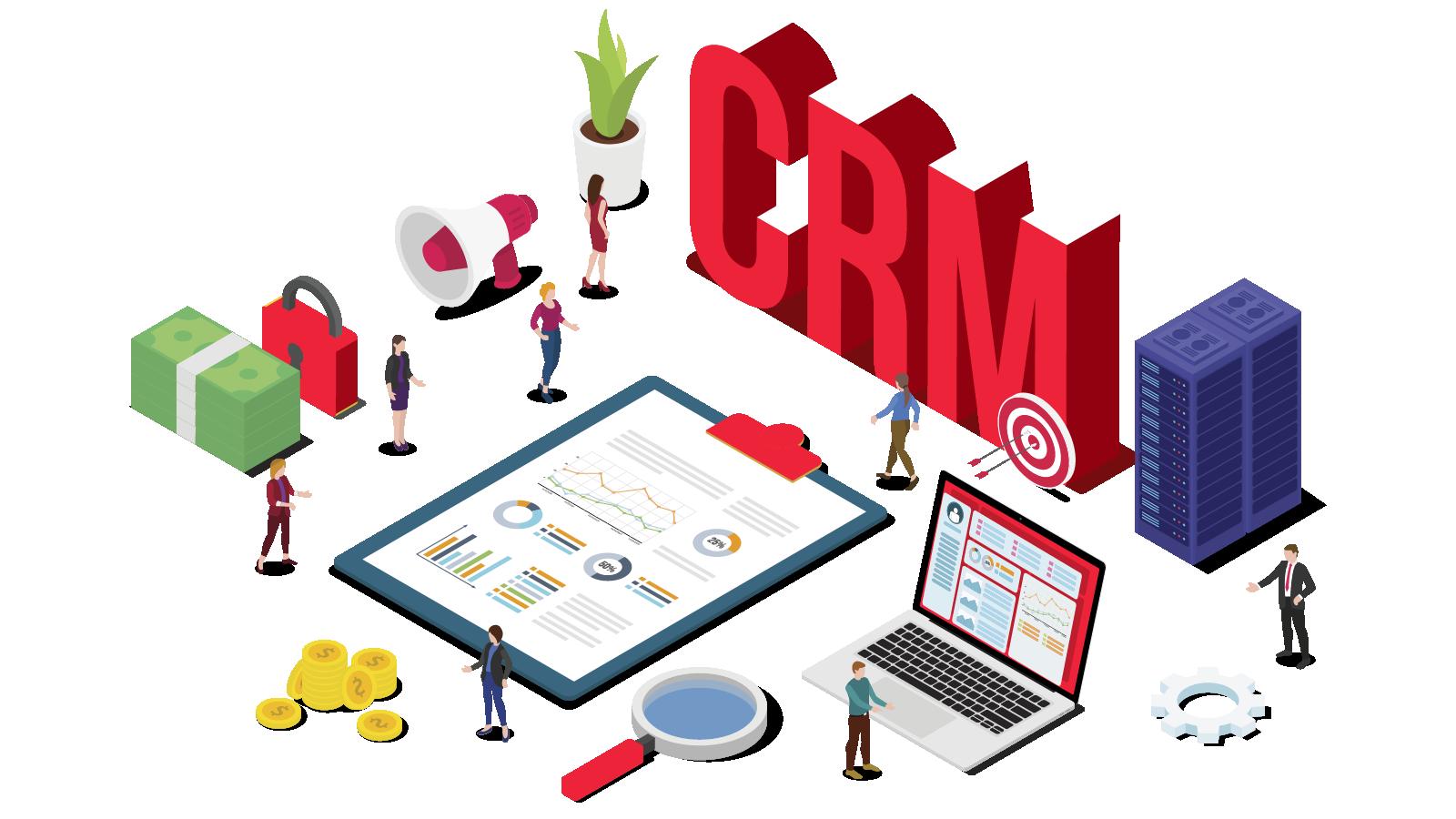13 ventajas del CRM en su departamento de marketing y ventas